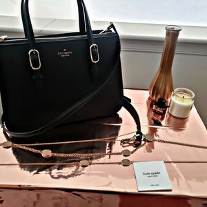 Kate Spade New York Connie Medium Gusset Satchel